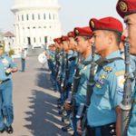 TNI Bantu Pengamanan dan Angkutan Lebaran 2013