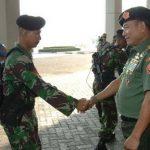 Panglima TNI Halal Bihalal di Mabes TNI Cilangkap