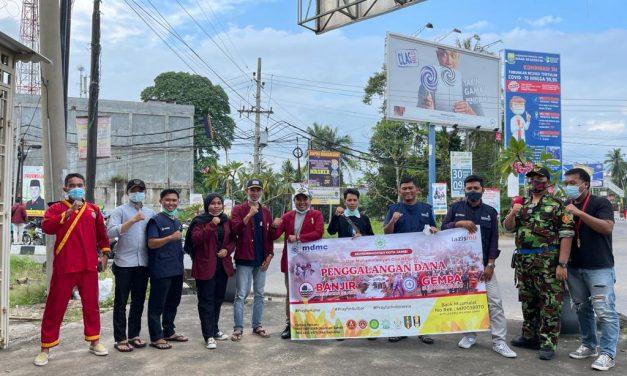 Ortom Muhammadiyah Kota Jambi  Galang Dana Untuk Korban Gempa di Sulawesi Barat dan Banjir Kalimantan Selatan