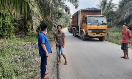 Wakil Bupati Hairan Mengingatkan Kendaraan Melebihi Tonase