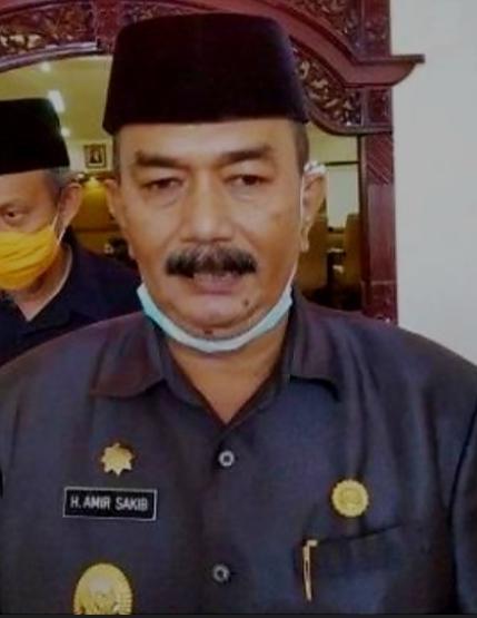 Wakil Bupati Tanjung Jabung Barat Nyatakan Siap Untuk Di Suntik Vaksin Sinovac