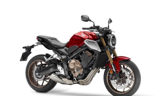 Neo Sport Café Honda CB650R Tampil Makin Gagah dan Eksklusif