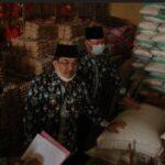 Bupati Dan Wabup Tanjab Barat Sidak Pasar Jelang Ramadhan