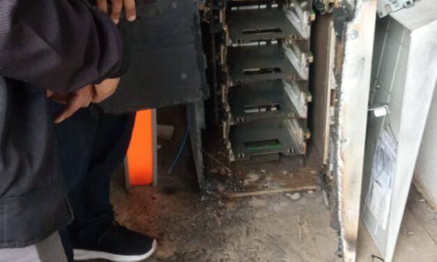 ATM Di Bobol Hanya Tersisa 150 Ribu