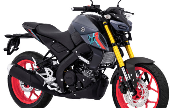 "Makin Sangar dan Agresif, Ini Warna Baru MT-15 ""Best Sport Naked 150 cc 2021"