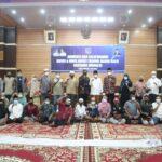 Bupati Tanjab barat Gelar Audensi Dan Silaturahmi Bersama Awak Jurnalis