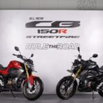 Usung Desain Big Bike, Motor Naked Sport All New CB150R Streetfire Tampil Semakin Gagah