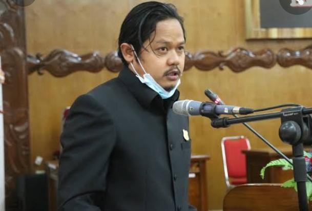 Anggota Dprd Tanjab Barat Syufrayogi Syaiful Sangat Menyayangkan tidak dibuka Cpns di Tanjabbar