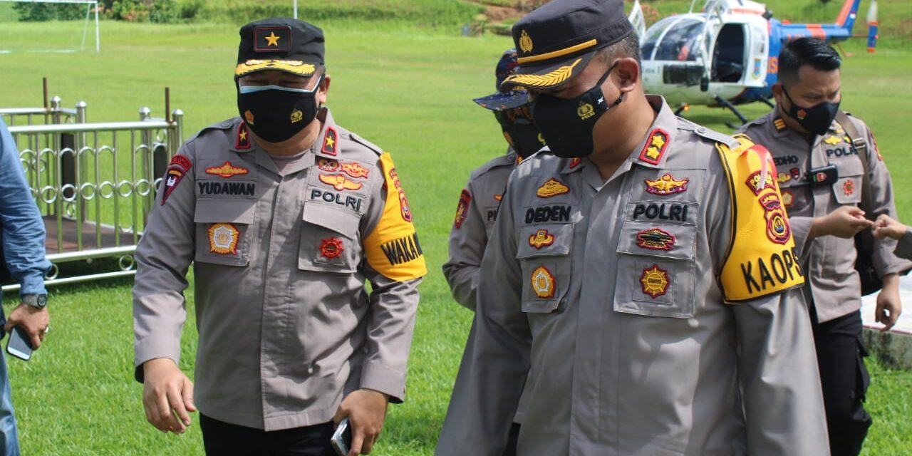 Waka Polda Jambi Kunjungi Tanjabtim Pantau Langsung PSU