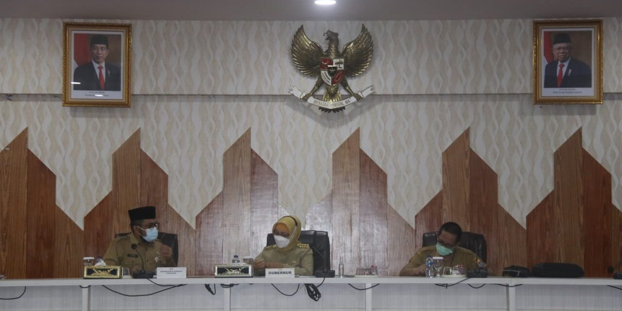 Pj. Gubernur Tekankan Pentingnya Sinkronisasi Program Nasional dan Daerah.