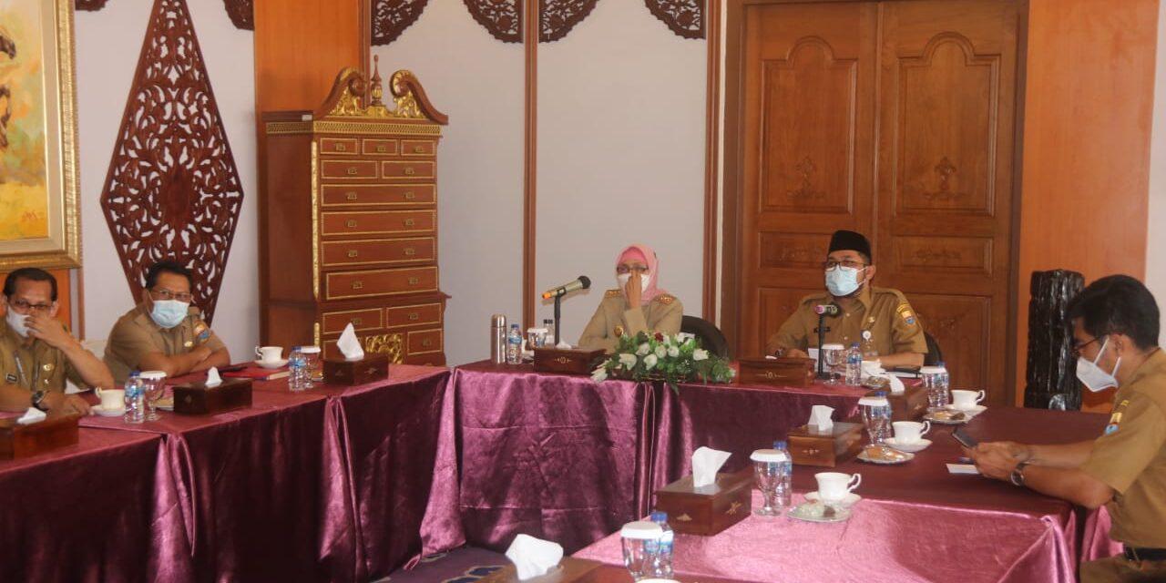 Pj.Gubernur Jambi Upayakan Lokasi Eks MTQ Menjadi Ajang Promosi dan Ekonomi Daerah