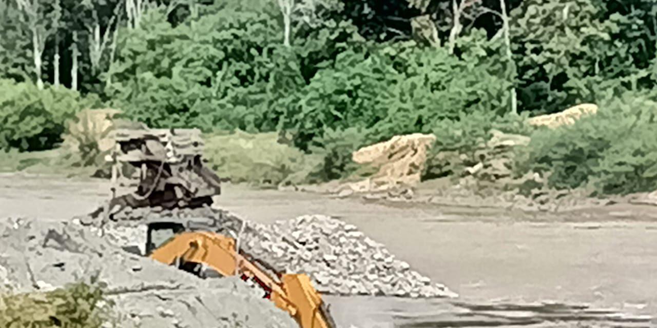 Delapan Belas Excapator Melenggang Di Dua Desa Kecamatan Tabir Ulu