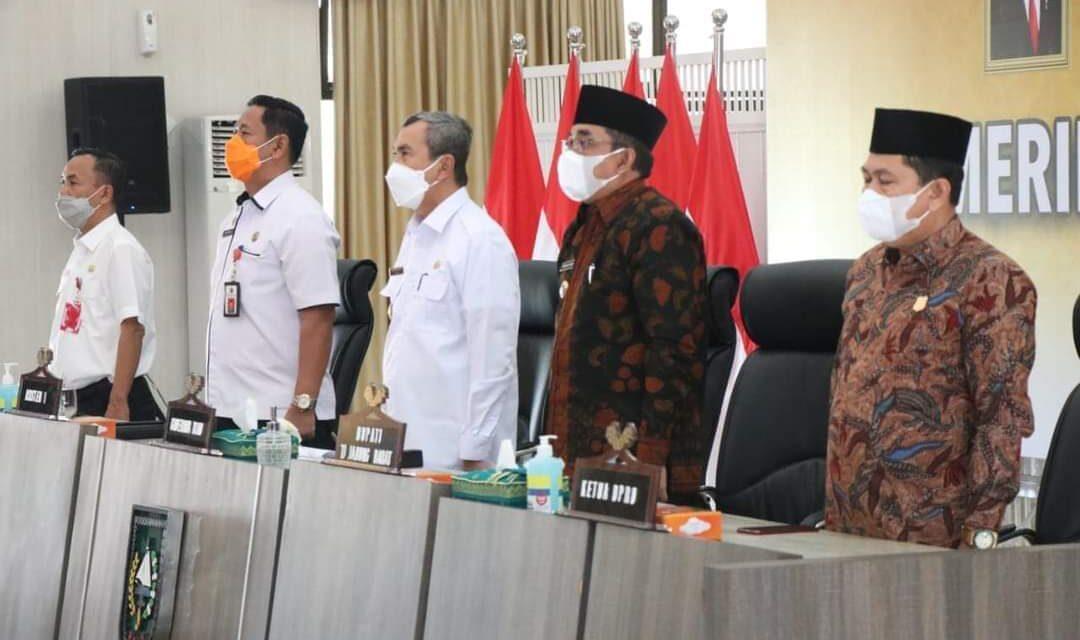 Ketua DPRD Tanjab barat Abdullah , Dampingi Bupati Kunker ke Provinsi Riau