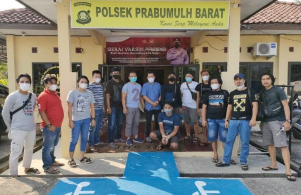 Kurang Dari 24 Jam, Tim Gabungan Polda Jambi Tangkap Pelaku Pembunuhan Sadis PLT Kepala BPBD Merangin