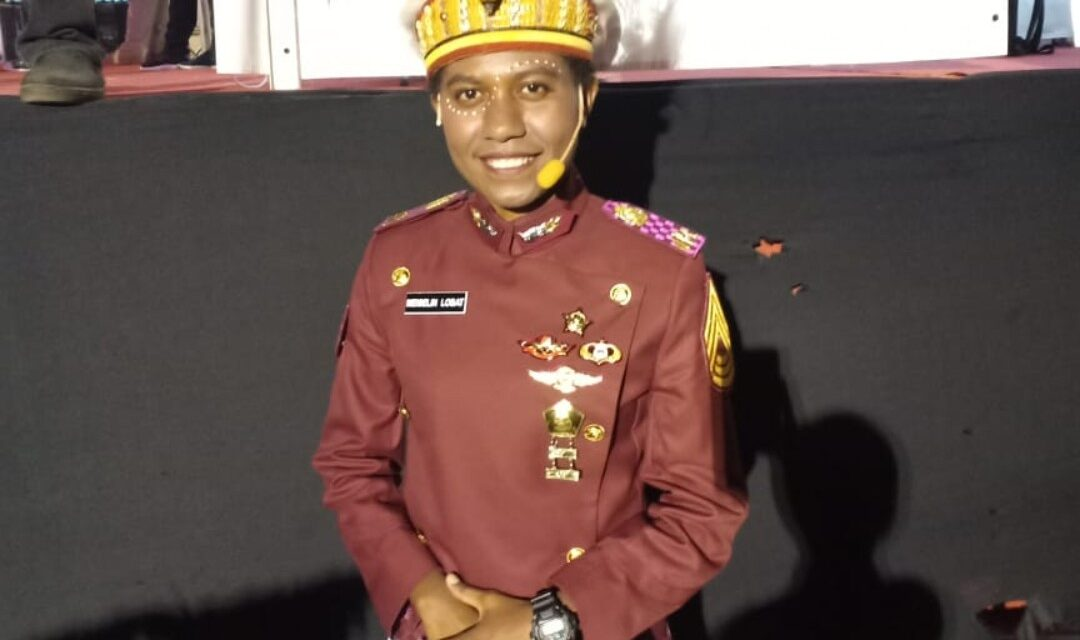 Ipda Meiselin Lobat Putri Asal Papua Yang Pertama Bertugas Di Jambi