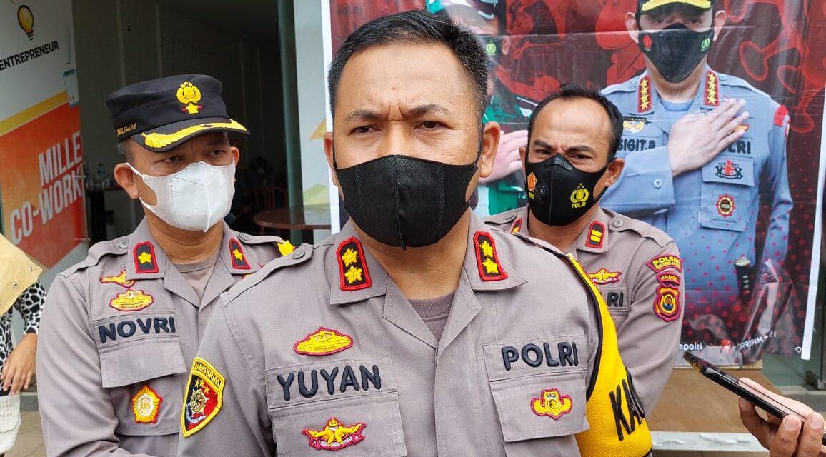Polres Muaro Jambi Akan Laksanakan Penyekatan Penyimbang PPKM Level 4 Kota Jambi