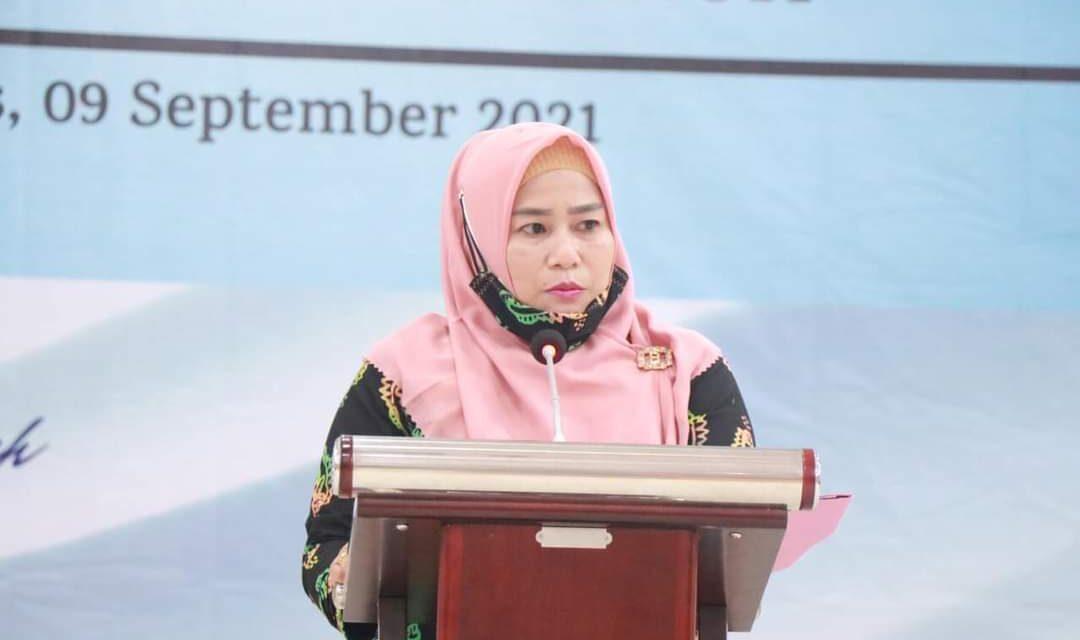 Ketua GOW Tanjab Barat Sambut Kunjungan Studi Pembelajaran Organisasi Perempuan Sungai Penuh