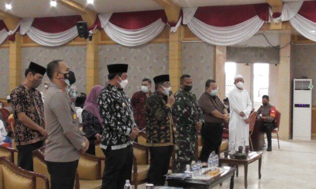 Dialog Interaktif Virtual Bersama Panglima TNI dan Kapolri
