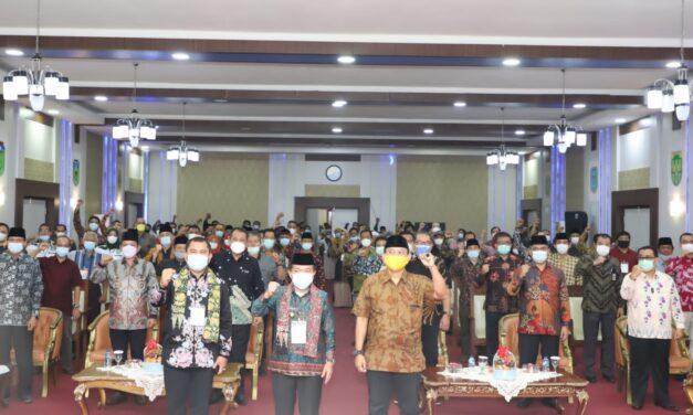 Musra V Ikatan Keluarga Bungo Jambi (IKBJ), Syarasadin Terpilih Secara Aklamasi Pimpinan IKBJ